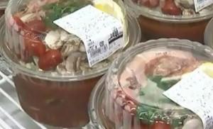 魚貝スープ